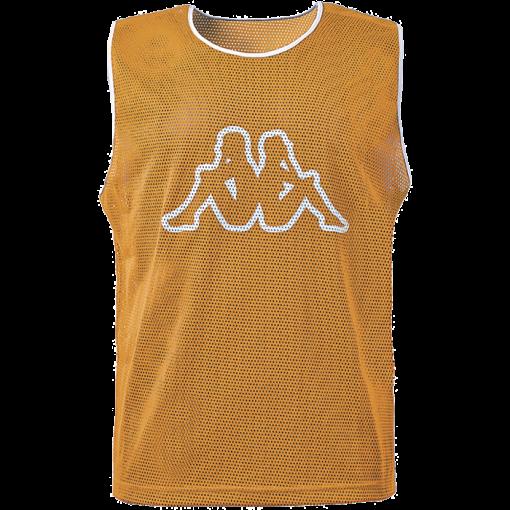 KAPPA chasuble orange sport hand volley foot futsal