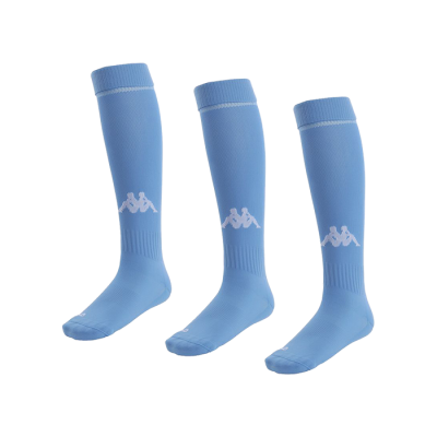 Chaussettes orange fluo penao kappa foot rugby