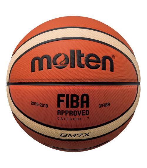 Ballon basket molten compet FIBA GMX