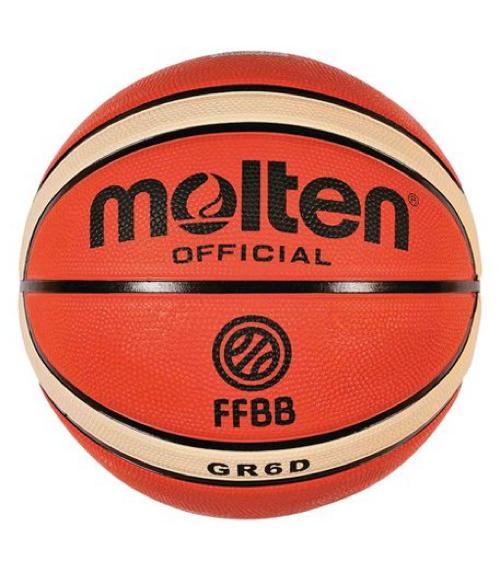 BALLON BASKET SCOLAIRE FFBB MOLTEN