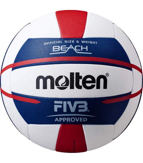 BEACH VOLLEY BALL MOLTEN 5000 BALLON