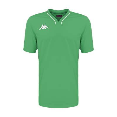 Maillot basket vert Calascia kappa