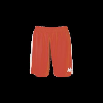 SHORT Rouge basket femme KAPPA Calusa