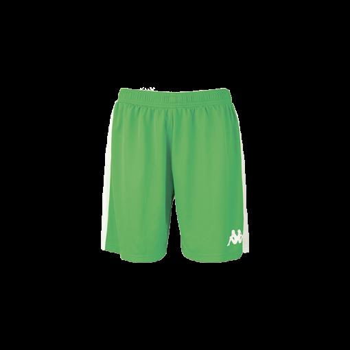 short vert kappa basket femme calusa