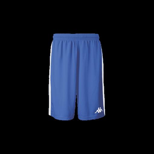 Short basket bleu caluso Kappa