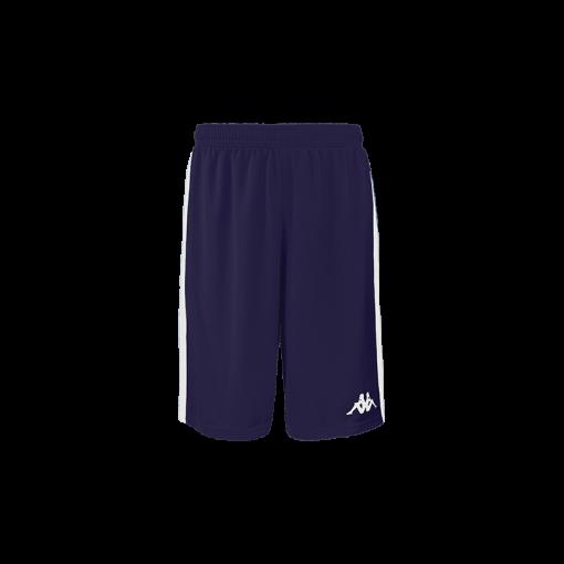 Short de basket Kappa caluso bleu marine