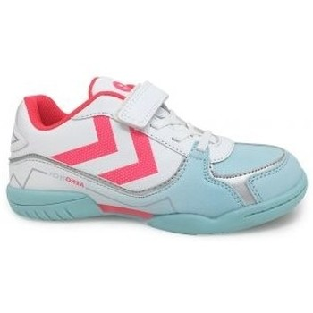 CHAUSSURE DE SPORT INDOOR INTERIEUR FILLE HUMMEL HAND BASKET VOLLEY SQUASH BAD