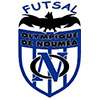 logo olympique futsal nouméa Calédonie