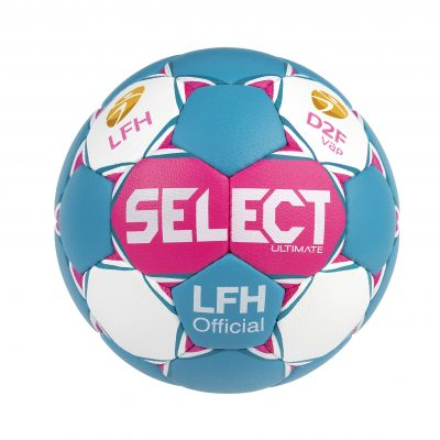 Ballon officiel LFH hand féminin france Select 2019