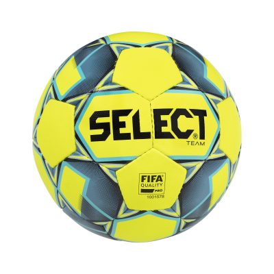 BALLON TEAM FIFA QUALITY PRO JAUNE SELECT