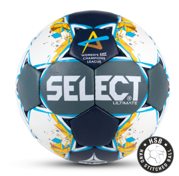 Select, champions eague, women, handball, ballon