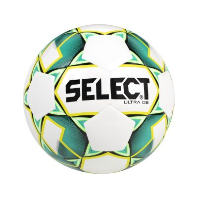 BALLON ULTRA DB FOOT SELECT BLANC VERT