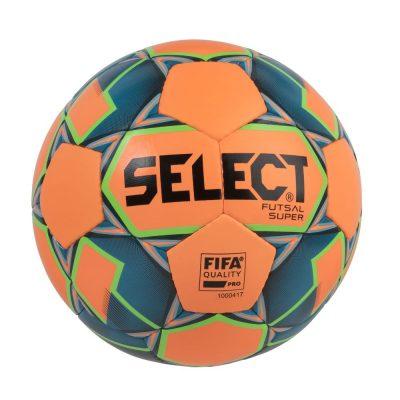 Ballon de FUTSAL SUPER FIFA QUALITY PRO ORANGE