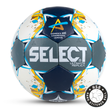 replica, ultimate, championsleague, select, handball, ballon, femme