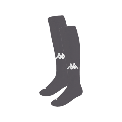 Chaussettes grises penao kappa foot rugby