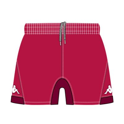 short rugby personnalisable bosco kappa