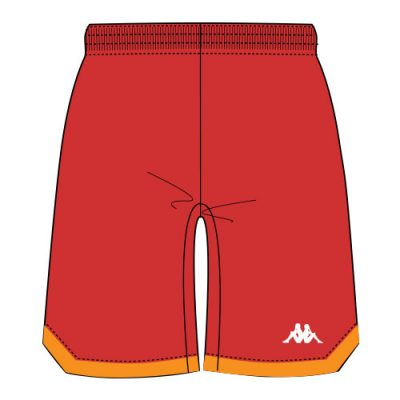 short basket personnalisable kappa dio