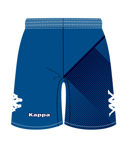 short personnalisable homme kappa foot