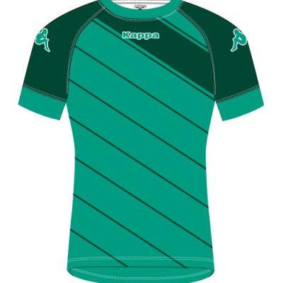 maillot mario sublimé kappa handball