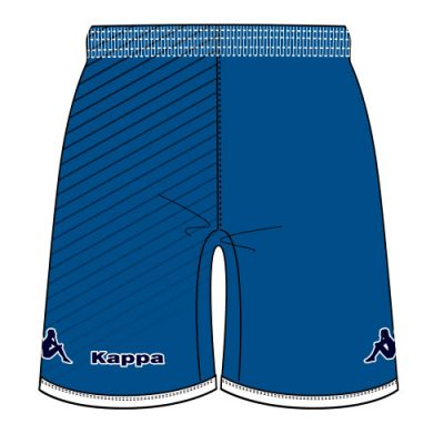 short kappa personnalisable Miguo foot