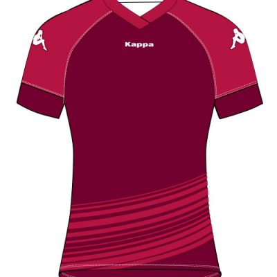 maillot rugby personnalisable kappa nael sublimé