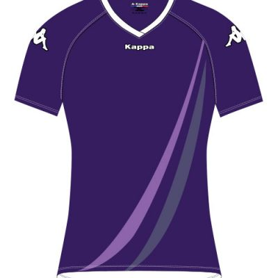 t-shirt volley personnalisable kappa