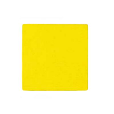 Carré de marquage au sol 20cm jaune bleu ou rouge