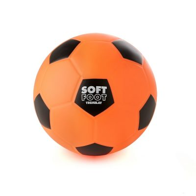 Ballon soft foot 22cm 300gr