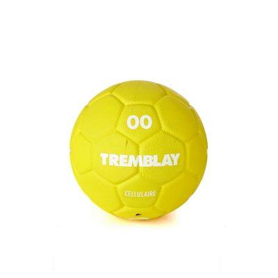Ballon hand cellulaire 00 Jaune