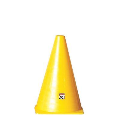 cône classique jaune 23 cm