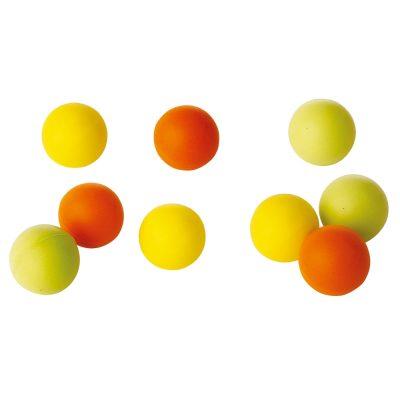 balles de ping pong en mousse