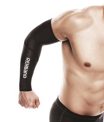 Manchon compression bras
