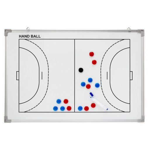 tableau tactique trembaly handball, futsal