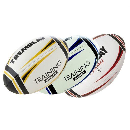 ballon d'entrainement rugby tremblay T3 T4 T5