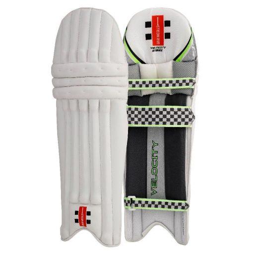 VELOCITY STRIKE DUAL LEGGUARDS protection de jambes pour le cricket