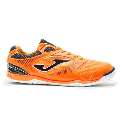 dribling, Joma, futsal, chaussures, orange