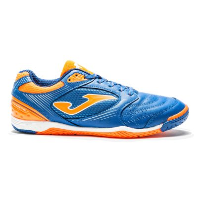 dribling, Joma, bleu, futsal, orange