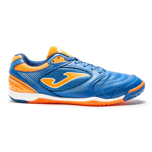 dribling, Joma, bleu, futsal, orange