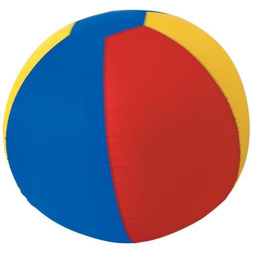 Ballon géant en tissu pour jeu collectif