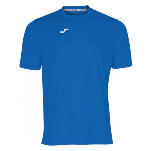 Maillot bleu royal Joma homme hand foot futsal volley