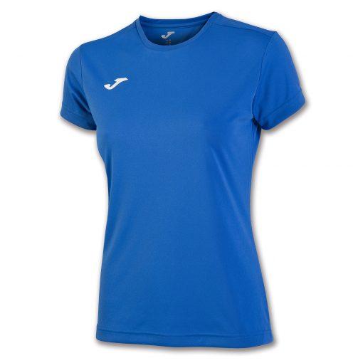 Maillot bleu royal combi femme hand futsal foot volley