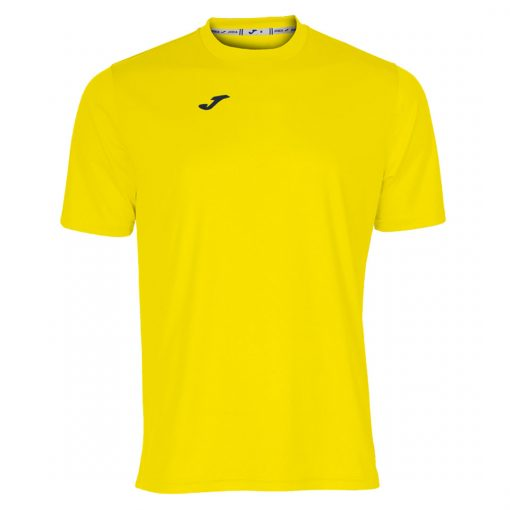 Maillot homme jaune combi volley hand futsal foot
