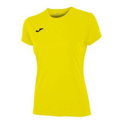 Maillot jaune femme combi Joma hand volley futsal foot