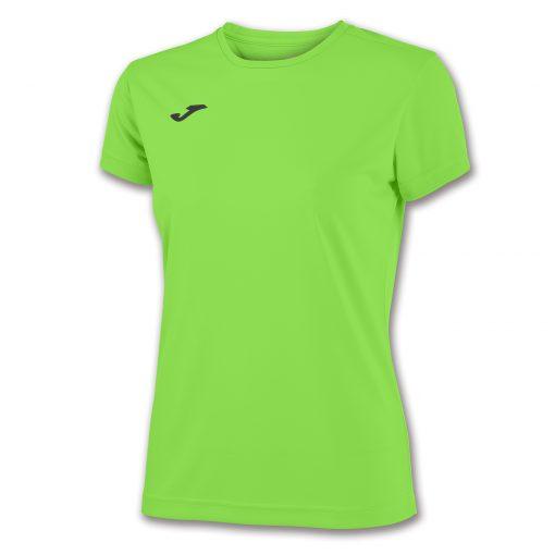 Maillot Combi femme vert fluo joma foot futsal