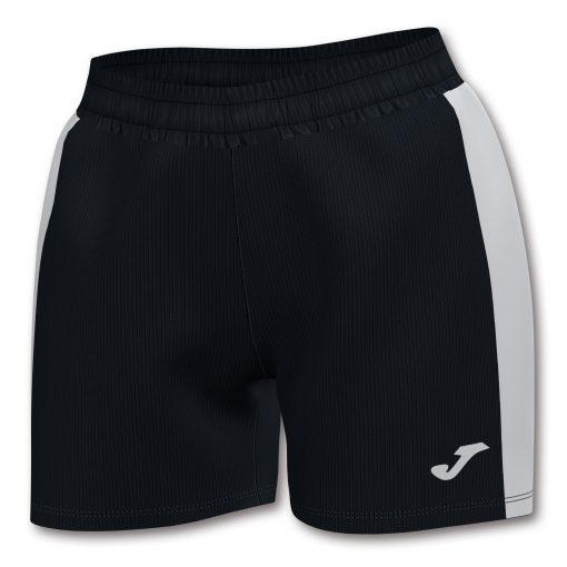 Short noir Joma femme futsal foot hand volley