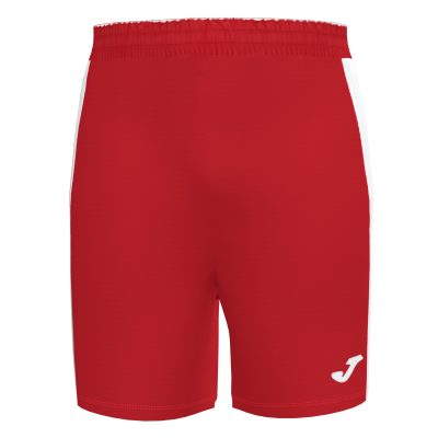 Short rouge joma foot futsal hand volley