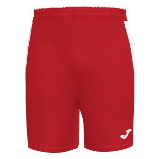 Short rouge joma foot futsal hand volley