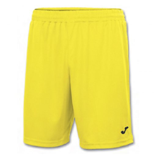 Short jaune Joma Futsal Foot