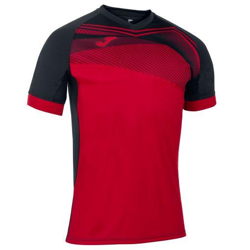 Maillot Joma rouge Noir foot futsal volley hand