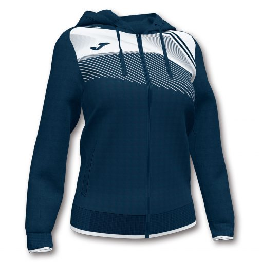 Sweat veste Joma supernova bleu marine foot futsal hand volley